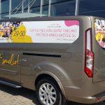 Turnyro dalyves į Klaipėdą veš specialus autobusiukas
